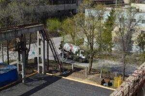 Монолитное бетонирование
