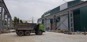 промышленное строительство, строительство заводов